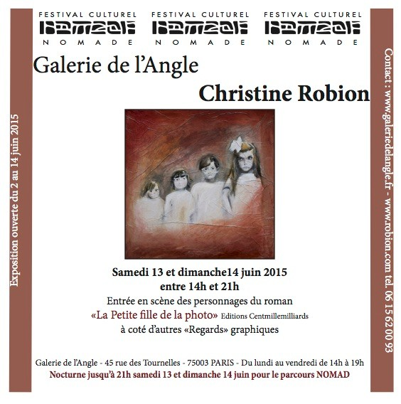 Christine Robion - Regards - 2015